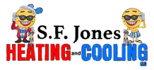 SF Jones Heating & Cooling   | 443-532-1688