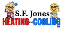 SF Jones Heating & Cooling   | 443-532-1688
