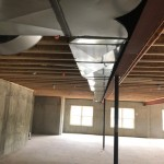 New Home HVAC installation